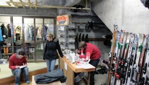 Rental Shop