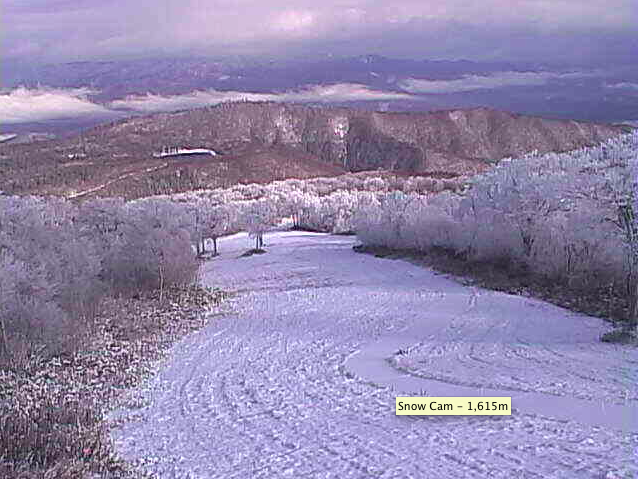 Ready for some turns in Nozawa this season. Better wax up the planks as it on the way!