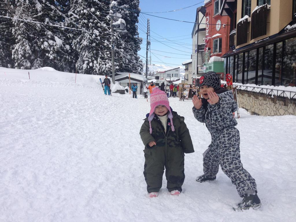 Nozawa is a great place for the kids to get some snow between the toes!