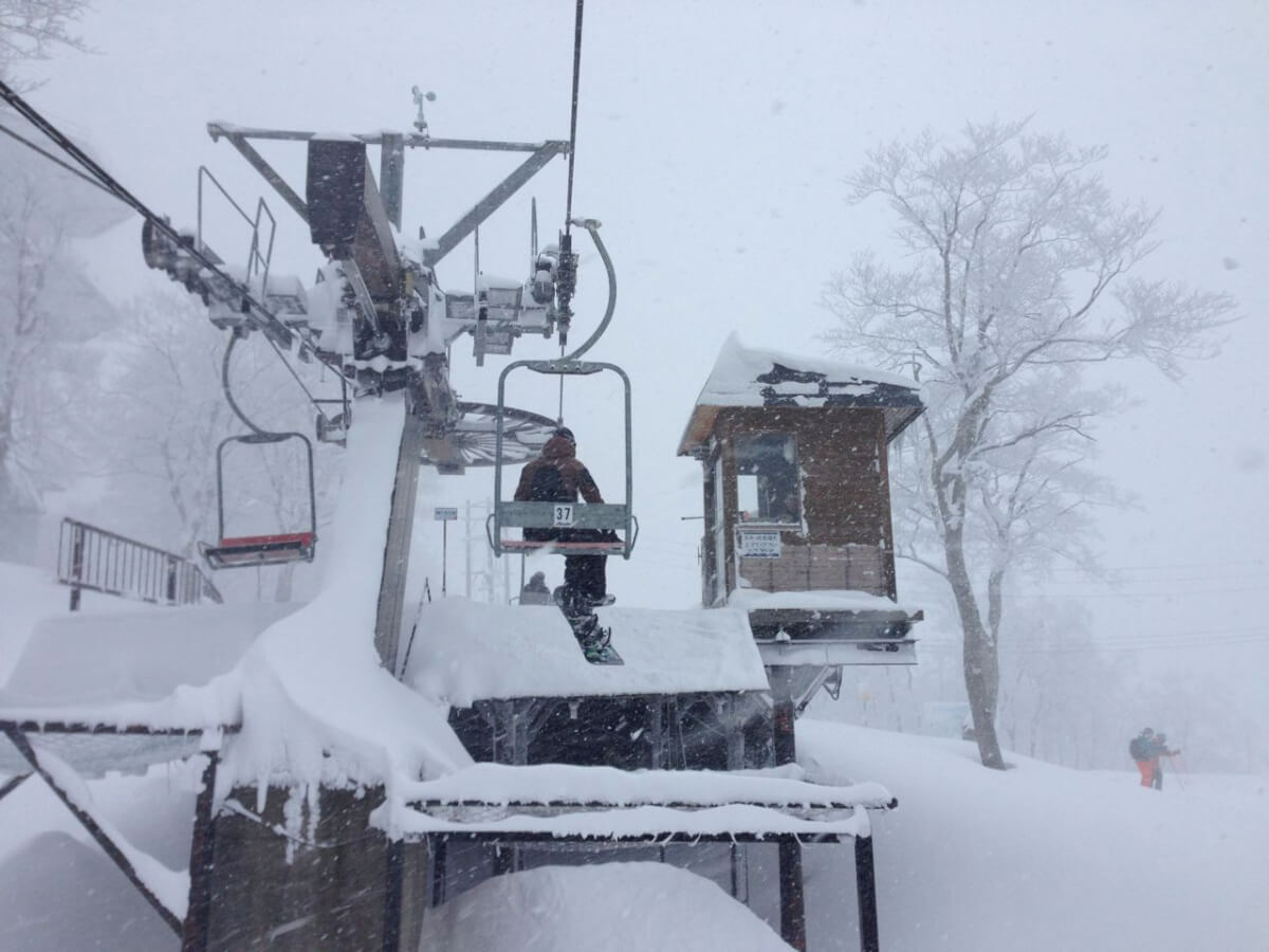 Hard to believe it is the last day of the season in Nozawa, there were some beauties