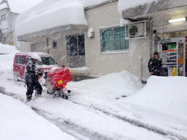 Winter Season finished Nozawa Onsen