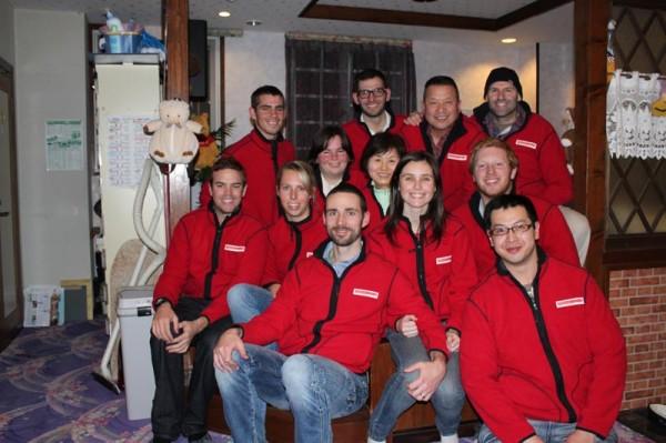 Lodge Nagano Staff