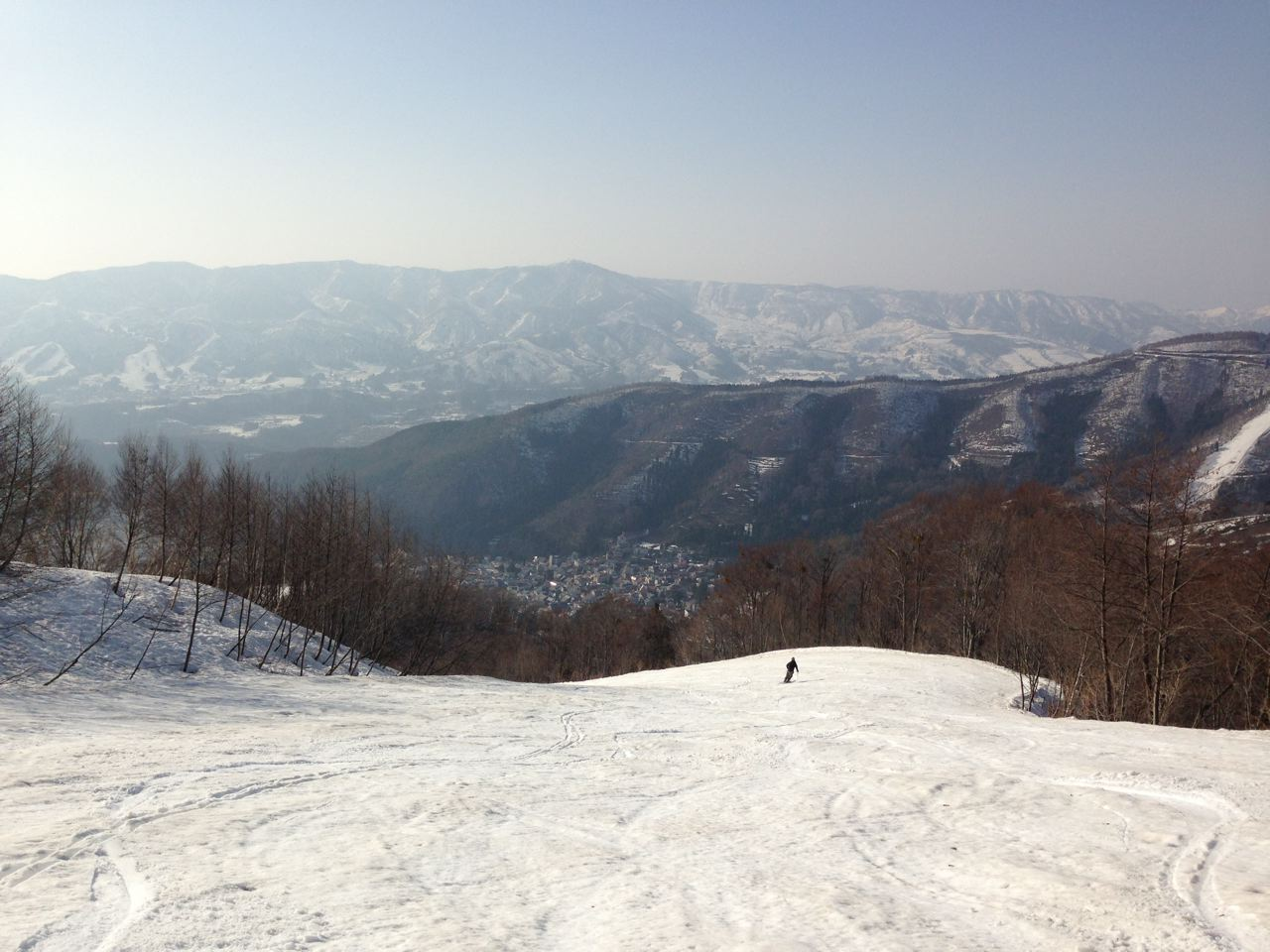 The end to another great season that goes for 5 months in Nozawa