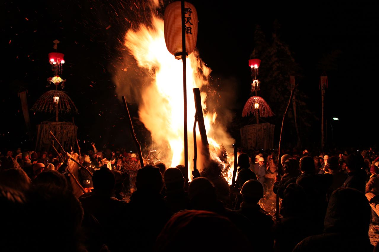 The battle is enthralling and a true traditional Festival