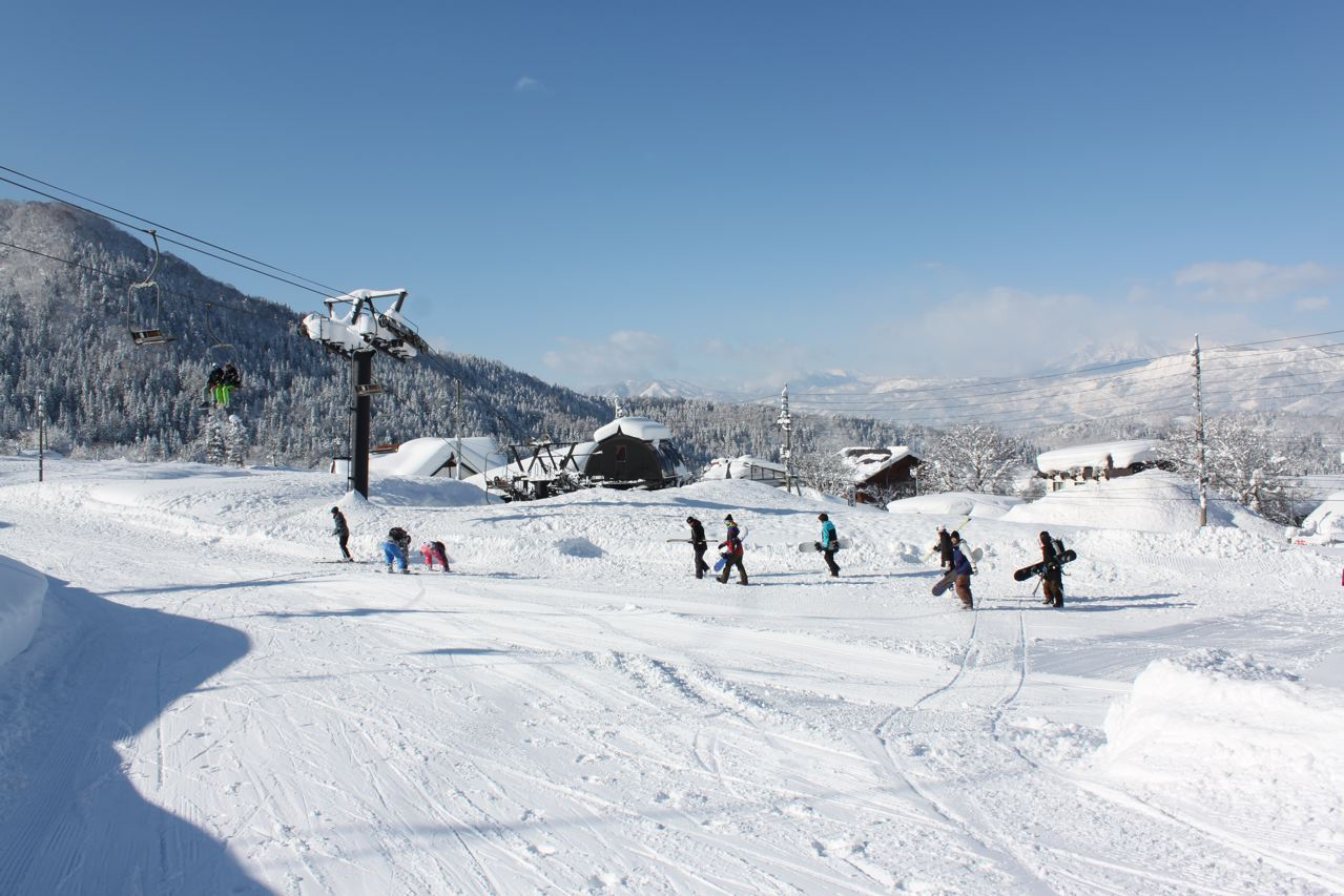 Get into this sooner with the Shuttle to Nozawa or between Resorts in Nagano