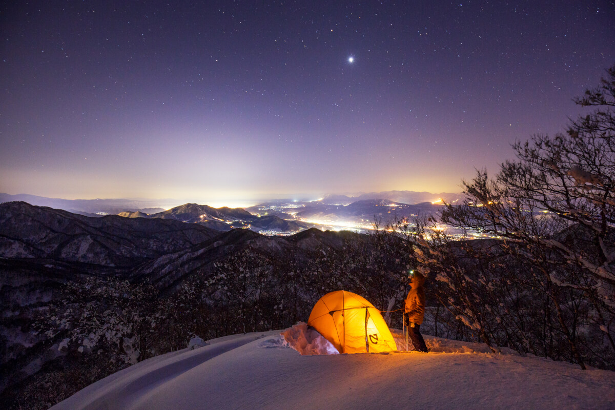 Backcountry dreaming, city living.