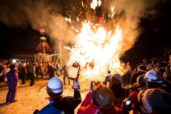 Fire festival memories