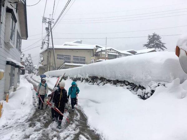Nozawa Onsen Snow Report 27th Dec 2017